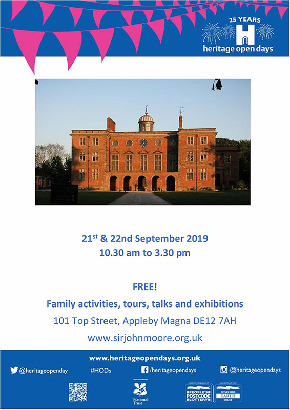 Heritage Open Day Poster
